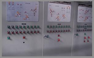 再生系统中央控制室