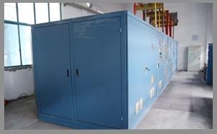 感应电炉电控系统