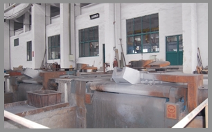 15t感应熔化电炉