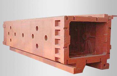 机床球铁铸件
