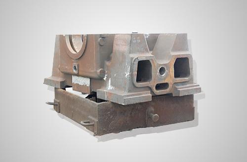 汽轮机球铁铸件