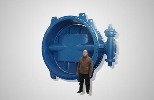 水处理系统阀门球铁铸件,口径φ1000-φ4000