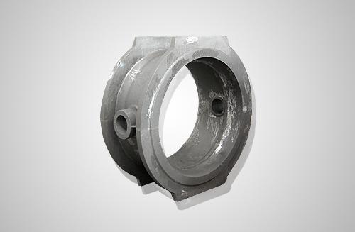 水处理系统阀门之阀体球铁铸件