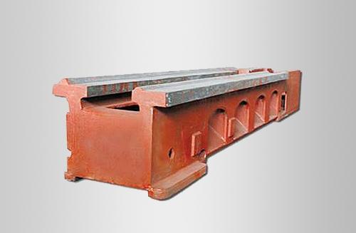 机床铸件加工