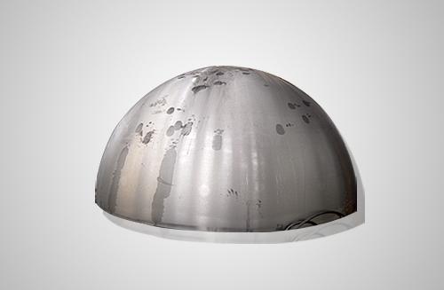 压力容器封头铁模(球铁铸件35t)